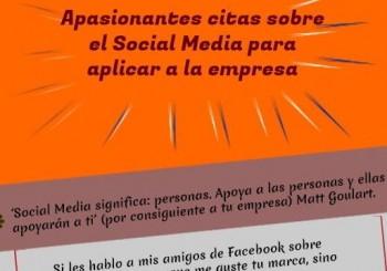 Frases sobre redes sociales