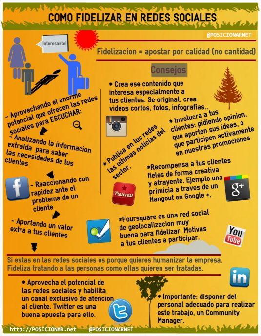 Como fidelizar en redes sociales