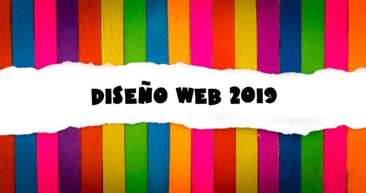 Las 9 tendencias en diseño web para el 2019