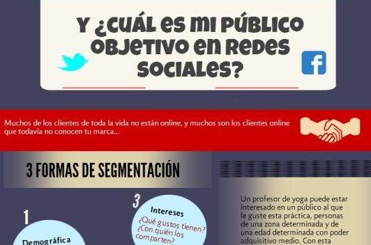 Como determinar el público objetivo en nuestras campañas en Redes Sociales