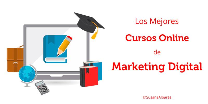 Los TOP mejores Cursos Online de Marketing Digital