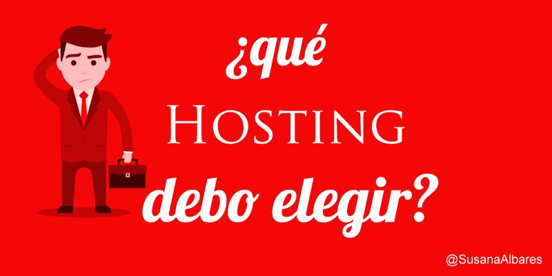 Qué es un Hosting Web, tipos de Alojamiento Web y cual elegir (+Infografia)