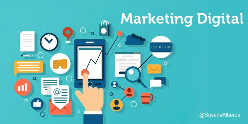 Que es el marketing digital o marketing online : Ventajas y canales