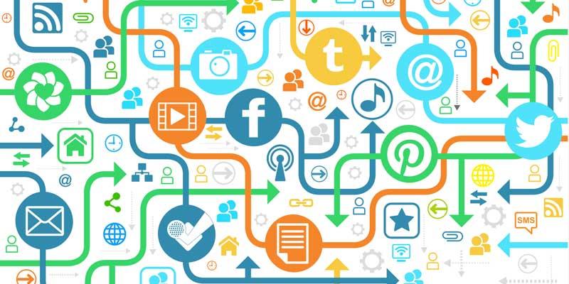 redes sociales ruido